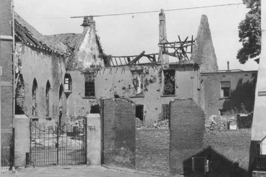 Commanderie van Sint Jan Nijmegen in 1952