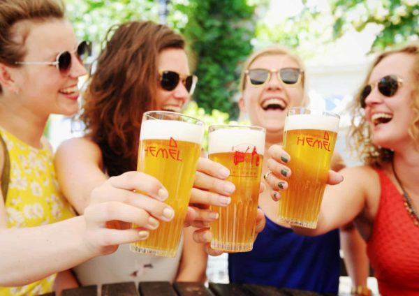 borrel hemels bier